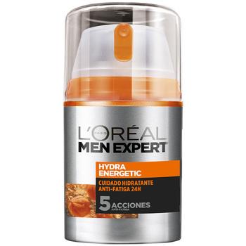 Belleza Hombre Hidratantes & nutritivos L'oréal Men Expert Hydra Energetic  50 ml