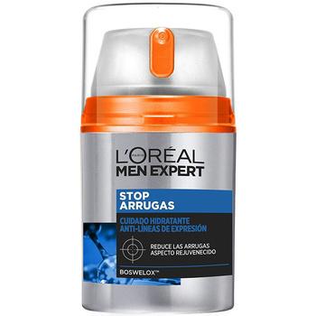 Belleza Hombre Hidratantes & nutritivos L'oréal Men Expert Stop Arrugas  50 ml