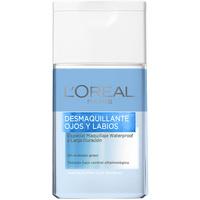 Belleza Mujer Desmaquillantes & tónicos L'oréal Desmaquillador Ojos Waterproof  125 ml