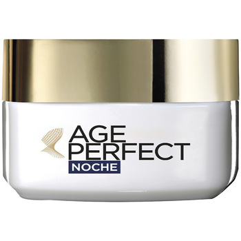 Belleza Mujer Antiedad & antiarrugas L'oréal Age Perfect Crema Noche  50 ml