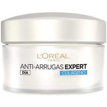 Belleza Mujer Antiedad & antiarrugas L'oréal Anti-arrugas Expert Colageno +35 Crema  50 ml