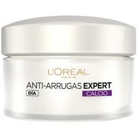 Belleza Mujer Antiedad & antiarrugas L'oréal Anti-arrugas Expert Calcio +55 Crema  50 ml