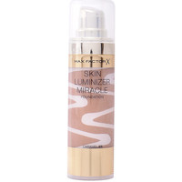 Belleza Mujer Base de maquillaje Max Factor Miracle Skin Luminizer Miracle Foundation 85-caramel 30 ml