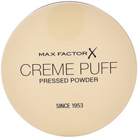 Belleza Mujer Colorete & polvos Max Factor Creme Puff Pressed Powder 41 Medium Beige 21 g