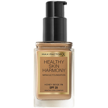 Belleza Mujer Base de maquillaje Max Factor Healthy Skin Harmony Foundation 79-honey Beige 30 ml