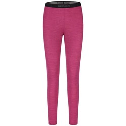 textil leggings Super.natural W Base Tight 175 Loganberry Rosa