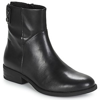 Zapatos Mujer Botas de caña baja Vagabond CARY Negro