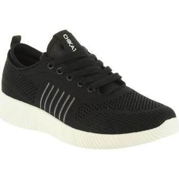 Zapatos Mujer Zapatillas bajas Chika 10 ICHIA 02 Negro