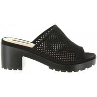 Zapatos Mujer Sandalias Chika 10 FIONA 05 Negro