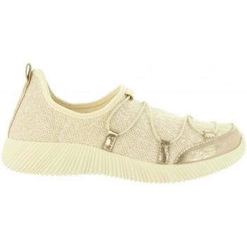 Zapatos Mujer Derbie & Richelieu Chika 10 ICHIA 01 Beige