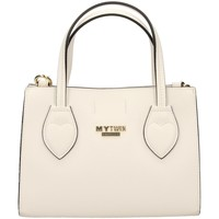 Bolsos Macuto My Twin By Twin Set TOTE PICCOLA Blanco