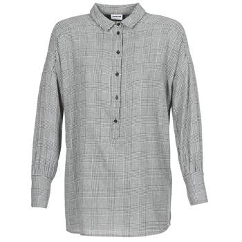 textil Mujer Tops / Blusas Noisy May NMERIK Blanco / Negro