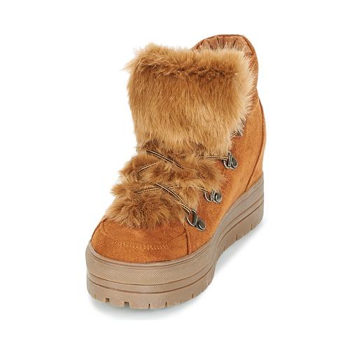 Caña Mujer Baja Zapatos Coolway Botas De Oslo Camel 8n0vmNw