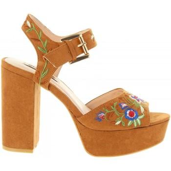 Zapatos Mujer Sandalias Chika 10 NEW TAYLOR 02 Marrón
