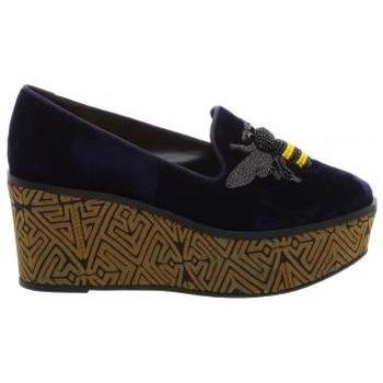 Zapatos Hombre Derbie Schutz Sapato Azul