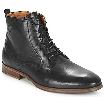 Zapatos Hombre Botas de caña baja Kost NICHE 1 Negro