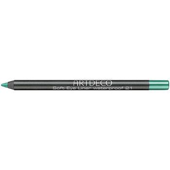 Belleza Mujer Lápiz de ojos Artdeco Soft Eye Liner Waterproof 21-shiny Light Green 1,2 Gr