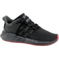Zapatos Hombre Zapatillas bajas adidas Originals EQT Support 9317 negro
