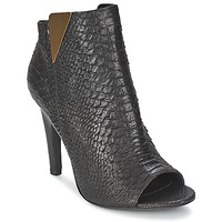 Zapatos Mujer Botines Vic CARVI Negro