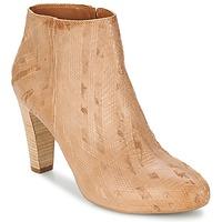 Zapatos Mujer Botines Vic RIBE INTAGLIATO Marrón