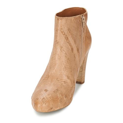 Mujer Marrón Zapatos Ribe Vic Botines Intagliato lK1cT3FJ