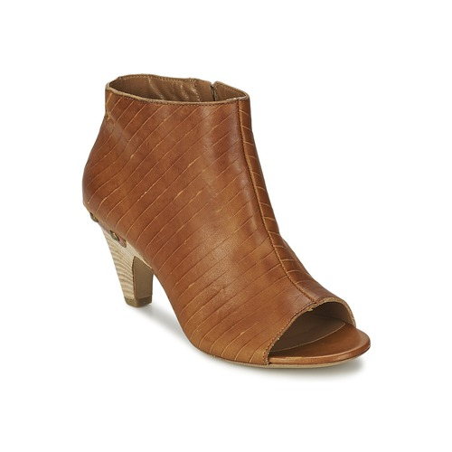 Zapatos Mujer Low boots Vic GONCO Marrón