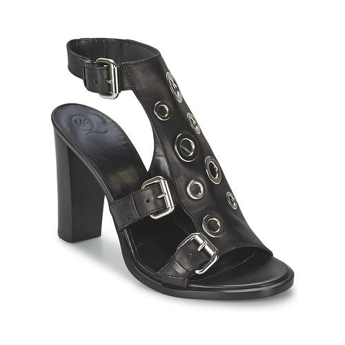 Zapatos Mujer Sandalias McQ Alexander McQueen NICO Negro