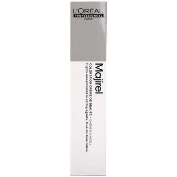Belleza Coloración L'oréal Majirel Ionène G Coloración Crema 7 L'Oreal Expert Professionn