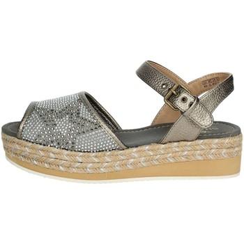 Zapatos Mujer Alpargatas Shaka SL181511 W0004 Plata