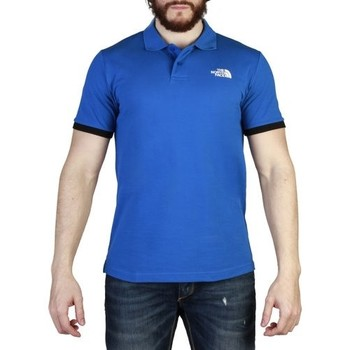 textil polos manga corta The North Face - t0cg71 19