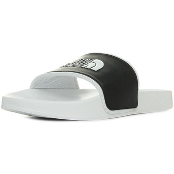 Zapatos Hombre Chanclas The North Face Base Camp Slide 2 White Black Blanco