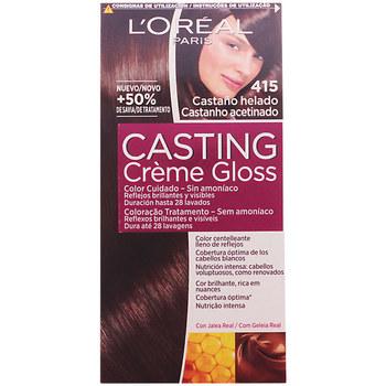 Belleza Tratamiento capilar L'oréal Casting Creme Gloss 415-castaño Helado 1 u