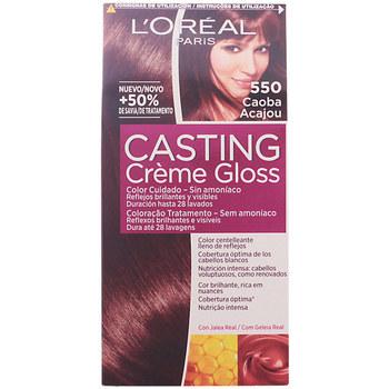 Belleza Tratamiento capilar L'oréal Casting Creme Gloss 550-caoba 1 u