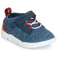 Zapatos Niño Zapatillas bajas Clarks Tri Hero Azul