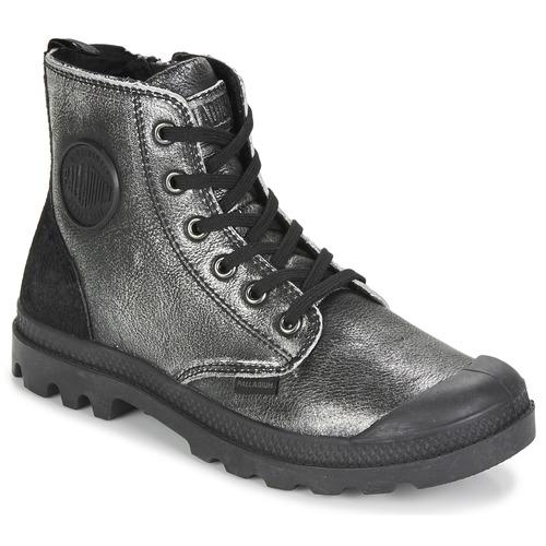Venta de liquidación de temporada Zapatos Negro especiales Palladium PAMPA HI Negro Zapatos af988e