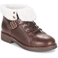 Zapatos Mujer Botas de caña baja PLDM by Palladium BOCK CLN Marrón
