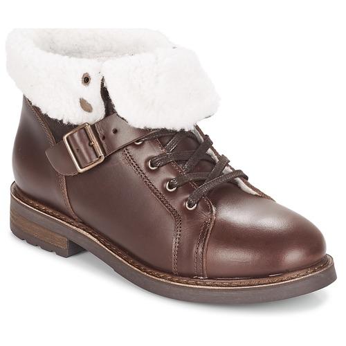 Venta de liquidación de temporada Zapatos especiales PLDM by Palladium BOCK CLN Marrón