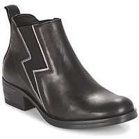 Zapatos Mujer Botas de caña baja PLDM by Palladium RIEMA CMR Negro