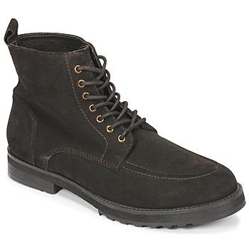 Zapatos Hombre Botas de caña baja PLDM by Palladium PARIO SUD Marrón