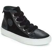 Zapatos Mujer Zapatillas altas Pataugas Zally Negro