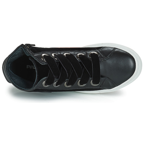 Zapatillas Altas Mujer Pataugas Negro Zapatos Zally WHI2beED9Y