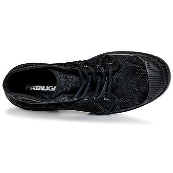 Pataugas Authentique TP Negro - Envío gratis |  - Zapatos Botas de caña baja Mujer 11120