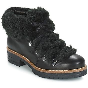 Zapatos Mujer Botas de caña baja Pataugas Task Negro