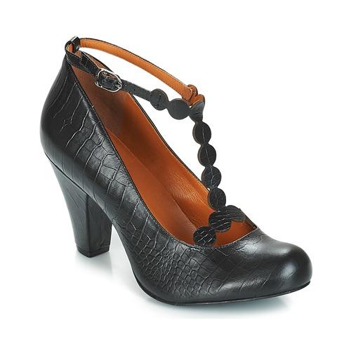 Cristofoli PORUZ Negro - Envío gratis | ! - Zapatos Zapatos de tacón Mujer