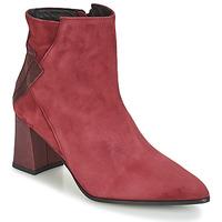 Zapatos Mujer Botines Elizabeth Stuart DHEXTER Burdeo