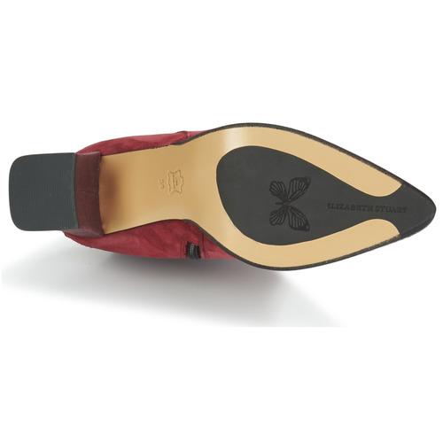 Elizabeth Dhexter Burdeo Zapatos Mujer Stuart Botines 0wONm8vn