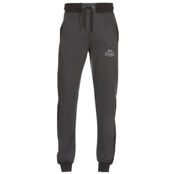 textil Hombre Pantalones de chándal Lonsdale HECKFIELD Gris