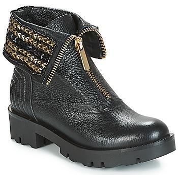 Zapatos Mujer Botas de caña baja Tosca Blu KIRUNA Negro