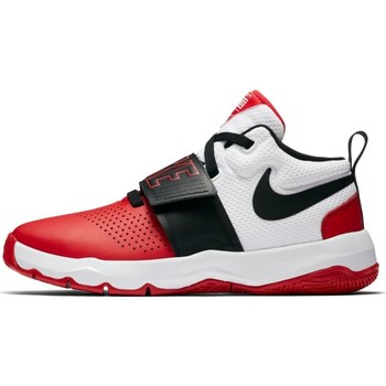 Zapatos Niños Baloncesto Nike Boys'  Team Hustle D 8 (GS) Basketball Shoe 881941 001 ROJO