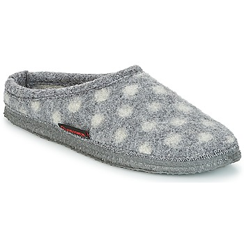 Zapatos Mujer Pantuflas Giesswein NEUENSTEIN Gris